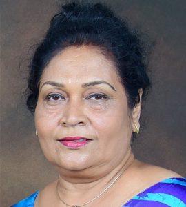Mrs. P.A. Priyanthi Fernando